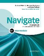 Cover-Bild zu Navigate: Intermediate B1+: Coursebook with DVD and Oxford Online Skills