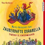 Cover-Bild zu Karlsson, Ylva: Zauberhafte Dorabella. Samsons 13. Kindermädchen (Audio Download)