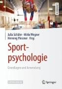 Cover-Bild zu Sportpsychologie von Schüler, Julia (Hrsg.)