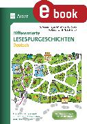 Cover-Bild zu Differenzierte Lesespurgeschichten Deutsch (eBook) von Angermeyer