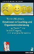 Cover-Bild zu Emotionen in Coaching und Organisationsberatung (eBook) von Nicolaisen, Torsten
