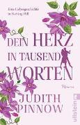 Cover-Bild zu Pinnow, Judith: Dein Herz in tausend Worten