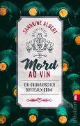 Cover-Bild zu Albert, Sandrine: Mord au Vin
