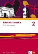 Cover-Bild zu Erlebnis Sprache 2. Arbeitsbuch von Graf, Stefan