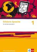 Cover-Bild zu Erlebnis Sprache 1. Arbeitsbuch