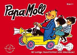 Cover-Bild zu Papa Moll. 60 lustige Geschichten und Abenteuer