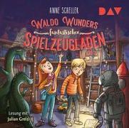 Cover-Bild zu Waldo Wunders fantastischer Spielzeugladen