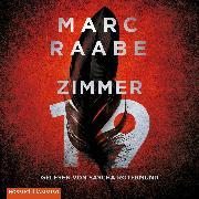 Cover-Bild zu Zimmer 19 (Audio Download)