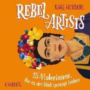 Cover-Bild zu Rebel Artists (Audio Download)