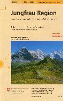 Cover-Bild zu Jungfrau Region. 1:33'333