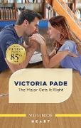 Cover-Bild zu Pade, Victoria: The Major Gets it Right (eBook)
