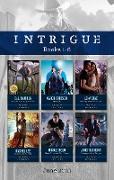 Cover-Bild zu Ericson, Carol: Intrigue Box Set June 2021/Trouble in Big Timber/The Bait/Deadly Double-Cross/Conard County (eBook)