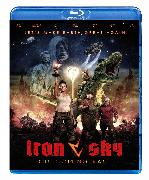 Cover-Bild zu Iron Sky - The Coming Race - Blu-ray