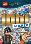 Cover-Bild zu LEGO® Harry Potter? - 1001 Sticker