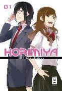 Cover-Bild zu Hagiwara, Daisuke: Horimiya 01