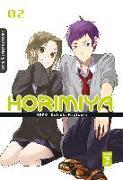 Cover-Bild zu Hagiwara, Daisuke: Horimiya 02