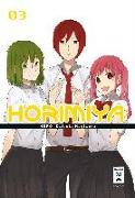 Cover-Bild zu Hagiwara, Daisuke: Horimiya 03