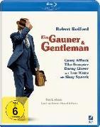 Cover-Bild zu Ein Gauner & Gentleman Blu Ray
