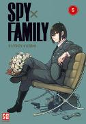 Cover-Bild zu Endo, Tatsuya: Spy x Family - Band 5