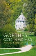Cover-Bild zu Goethes Orte in Weimar (eBook)