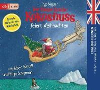 Cover-Bild zu Der kleine Drache Kokosnuss feiert Weihnachten