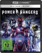 Cover-Bild zu Dacre Montgomery (Schausp.): Saban's Power Rangers - 4K