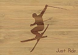 Cover-Bild zu 27348 Bambus Skifahrer GVA_Winter2015_100