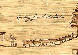 Cover-Bild zu 27330 Bambus Greetings from Switzerland GVA_Swiss-Greetings100