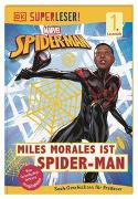 Cover-Bild zu SUPERLESER! MARVEL Spider-Man Miles Morales ist Spider-Man