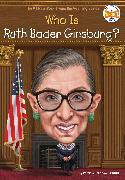 Cover-Bild zu Demuth, Patricia Brennan: Who Was Ruth Bader Ginsburg?