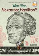 Cover-Bild zu Pollack, Pam: Who Was Alexander Hamilton?
