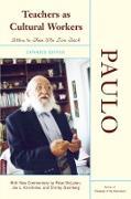 Cover-Bild zu Freire, Paulo: Teachers As Cultural Workers (eBook)