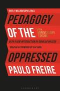 Cover-Bild zu Freire, Paulo: Pedagogy of the Oppressed (eBook)