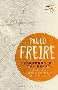 Cover-Bild zu Freire, Paulo: Pedagogy of the Heart (eBook)