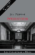 Cover-Bild zu Zweyer, Jan: Persilschein (eBook)