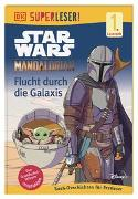 Cover-Bild zu Vitale, Brooke: SUPERLESER! Star Wars The Mandalorian Flucht durch die Galaxis