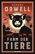 Cover-Bild zu Orwell, George: Farm der Tiere