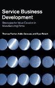 Cover-Bild zu Fischer, Thomas: Service Business Development