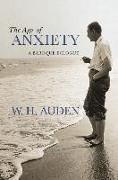 Cover-Bild zu Auden, W. H.: The Age of Anxiety