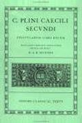 Cover-Bild zu Plinius Secundus, Gaius d. Jüngere: Pliny the Younger Epistularum Libri Decem