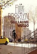 Cover-Bild zu Musso Guillaume: La fille de brooklyn