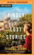 Cover-Bild zu Caboni, Cristina: The Binder of Lost Stories