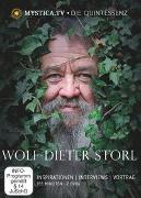 Cover-Bild zu Storl, Wolf-Dieter: MYSTICA.TV - Die Quintessenz. Wolf-Dieter Storl