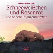 Cover-Bild zu Storl, Wolf-Dieter: Schneeweisschen und Rosenrot