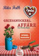 Cover-Bild zu Falk, Rita: Grießnockerlaffäre