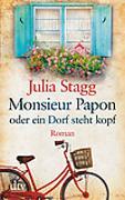 Cover-Bild zu Stagg, Julia: Monsieur Papon oder ein Dorf steht kopf