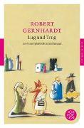 Cover-Bild zu Gernhardt, Robert: Lug und Trug
