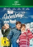 Cover-Bild zu Ann Smyrner (Schausp.): Drei Liebesbriefe aus Tirol
