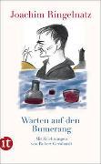 Cover-Bild zu Ringelnatz, Joachim: Warten auf den Bumerang