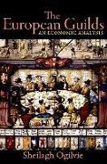 Cover-Bild zu Ogilvie, Sheilagh: The European Guilds